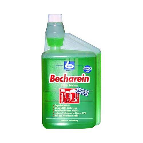Becharein - glazenreiniger