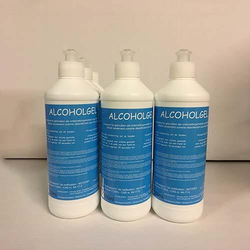 Desinfecterende alcohol