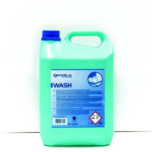 Wash - Vloeibaar vaatwasmiddel met chloor