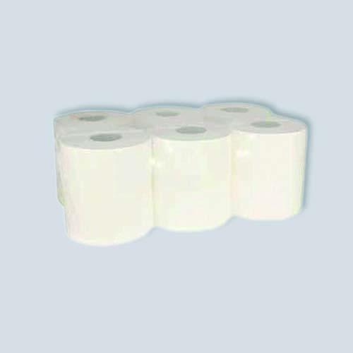 Handpapier 2 laags wit