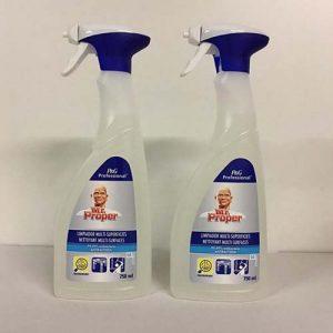 Mr Proper spray anti-bacterieel